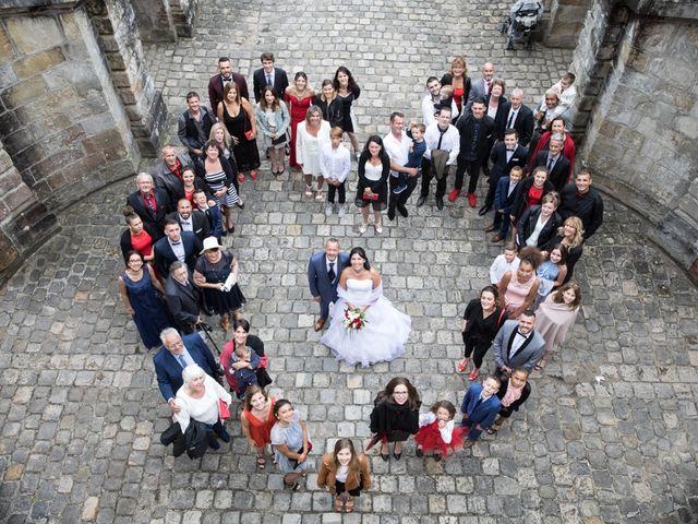 Le mariage de Pascal et Valérie à Sainte-Geneviève-des-Bois, Loiret 1