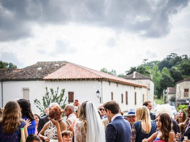 Le mariage de Steeven et Camille à Nomdieu, Lot-et-Garonne 22