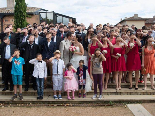 Le mariage de Manuel et Jennifer à Tournefeuille, Haute-Garonne 5