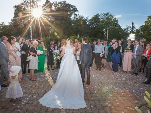 Le mariage de Sandrine et Antoine