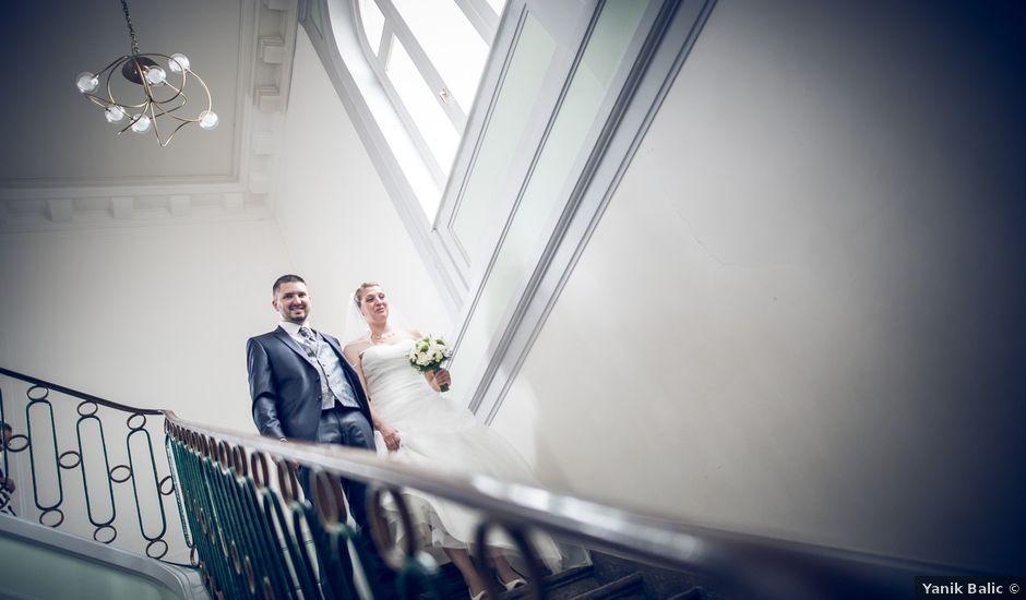 Le mariage de Pierre et Perrine à Nieppe, Nord