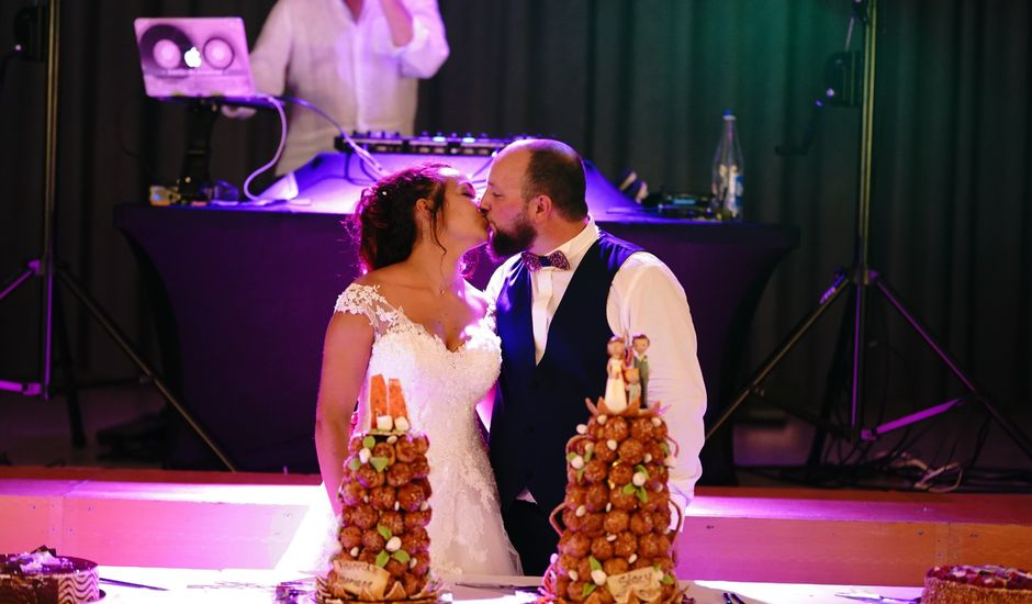 Le mariage de Stacy et Jérémy à Buhl, Haut Rhin