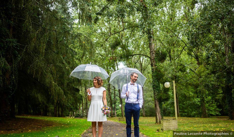Le mariage de Mathieu et Jeanne à Riaillé, Loire Atlantique