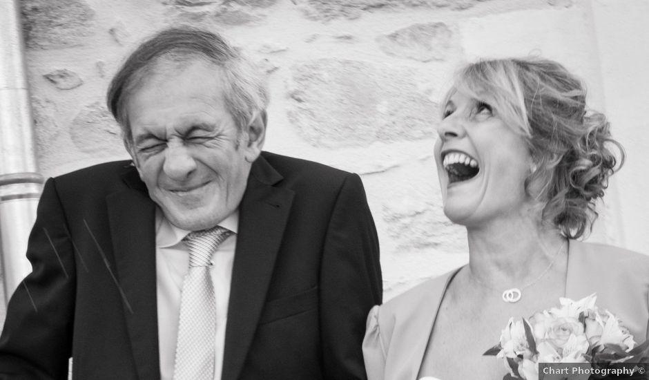 Le mariage de Christian et Marie à Grigny, Rhône