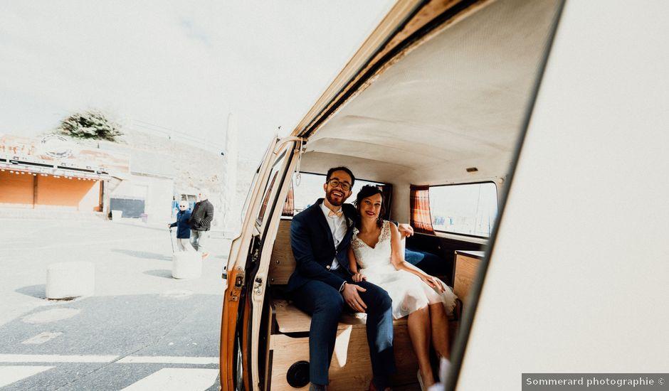 Le mariage de Sébastien et Mathide à Binic, Côtes d'Armor