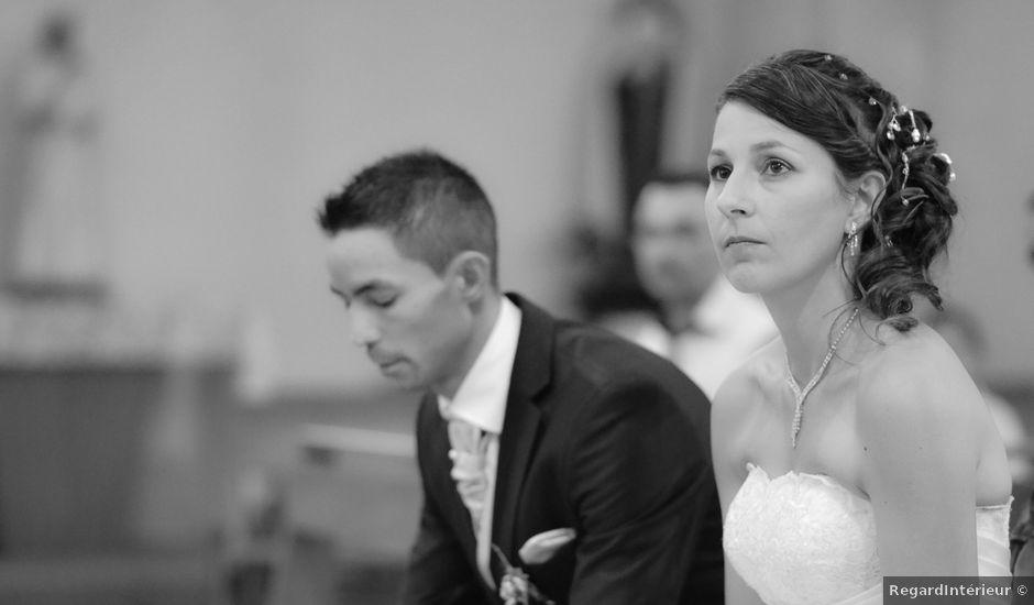 Le mariage de Claude et Estelle à Châtellerault, Vienne