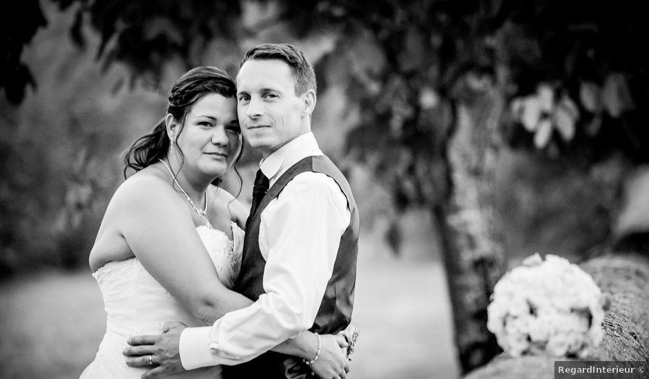 Le mariage de Elie et Emma à Tercé, Vienne