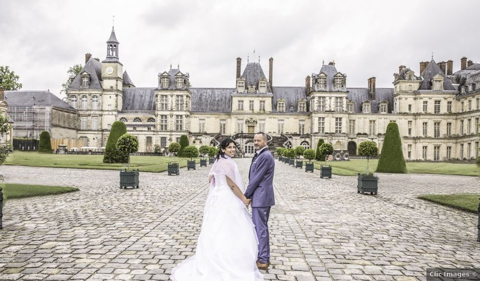 Le mariage de Pascal et Valérie à Sainte-Geneviève-des-Bois, Loiret