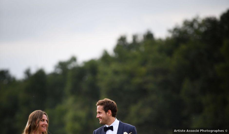 Le mariage de Steeven et Camille à Nomdieu, Lot-et-Garonne