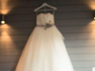 Le mariage de Marina et Arnaud 1