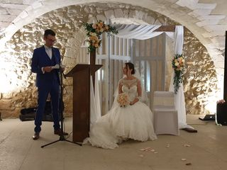 Le mariage de Aurore et Benjamin