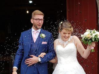Le mariage de Elodie  et François  2
