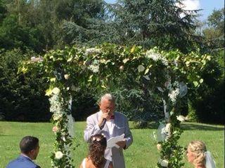 Le mariage de Emilie et Aissi 1