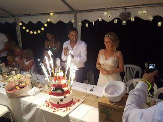Le mariage de Emilie et Aissi