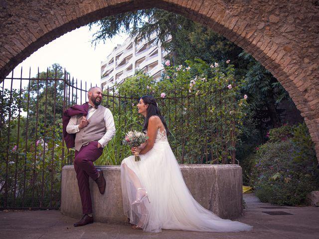 Le mariage de Nadira et Ludovic