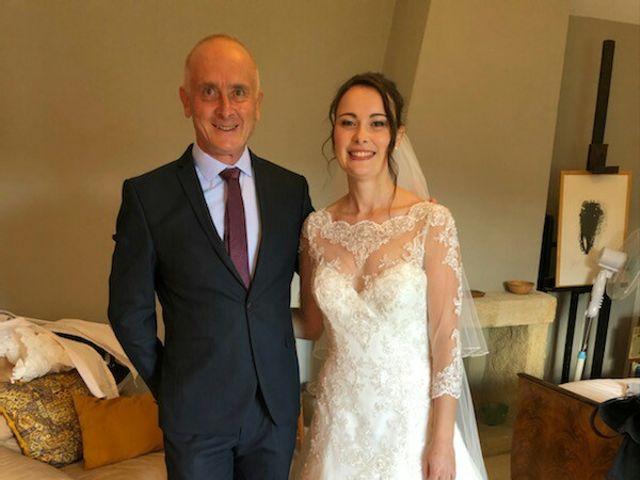 Le mariage de Benjamin et Aurore à Pujaut, Gard 2