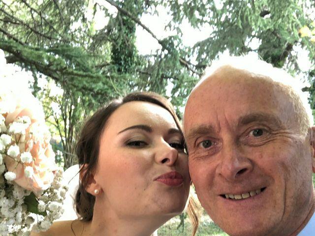 Le mariage de Benjamin et Aurore à Pujaut, Gard 4