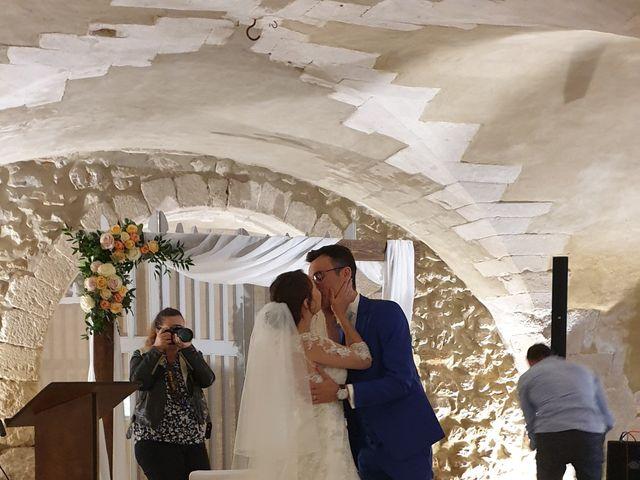 Le mariage de Benjamin et Aurore à Pujaut, Gard 6