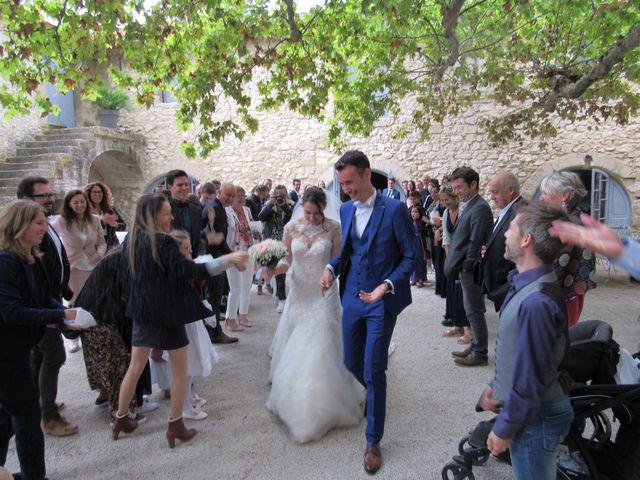 Le mariage de Benjamin et Aurore à Pujaut, Gard 7