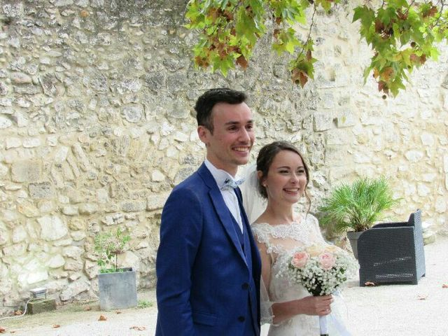 Le mariage de Benjamin et Aurore à Pujaut, Gard 12