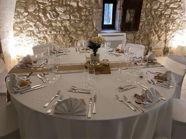 Le mariage de Benjamin et Aurore à Pujaut, Gard 14