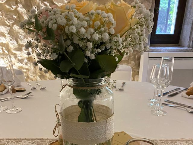 Le mariage de Benjamin et Aurore à Pujaut, Gard 15