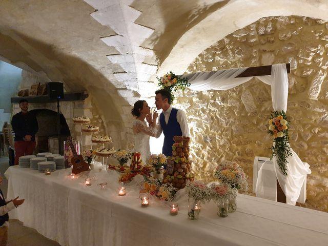 Le mariage de Benjamin et Aurore à Pujaut, Gard 16