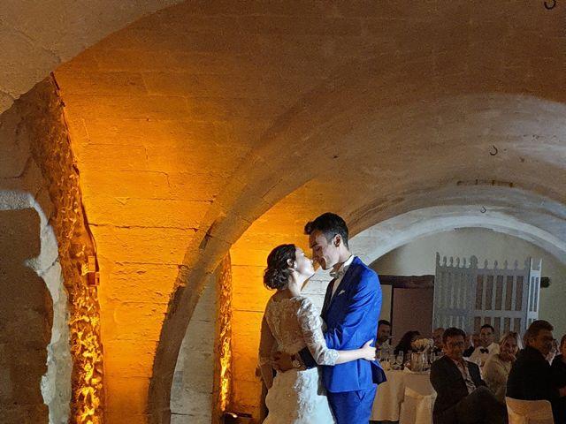 Le mariage de Benjamin et Aurore à Pujaut, Gard 20