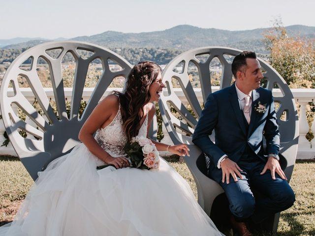 Le mariage de Nicolas et Chloé à Bormes-les-Mimosas, Var 40