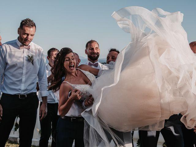 Le mariage de Nicolas et Chloé à Bormes-les-Mimosas, Var 43