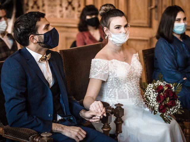 Le mariage de Andréas et Barbara à Nantes, Loire Atlantique 9