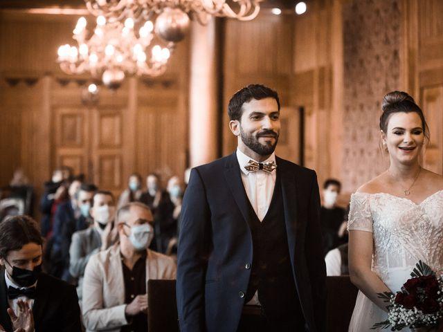 Le mariage de Andréas et Barbara à Nantes, Loire Atlantique 12