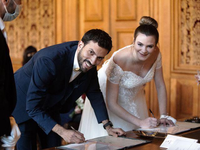 Le mariage de Andréas et Barbara à Nantes, Loire Atlantique 15
