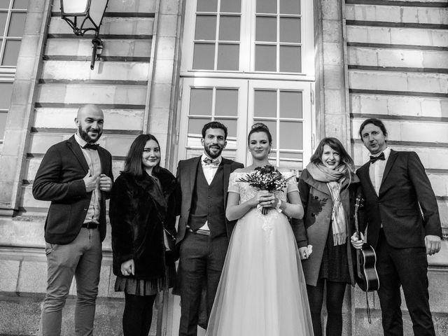 Le mariage de Andréas et Barbara à Nantes, Loire Atlantique 21