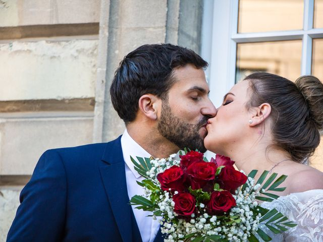 Le mariage de Andréas et Barbara à Nantes, Loire Atlantique 36