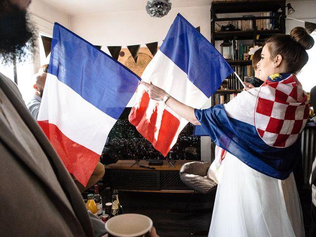 Le mariage de Andréas et Barbara à Nantes, Loire Atlantique 44