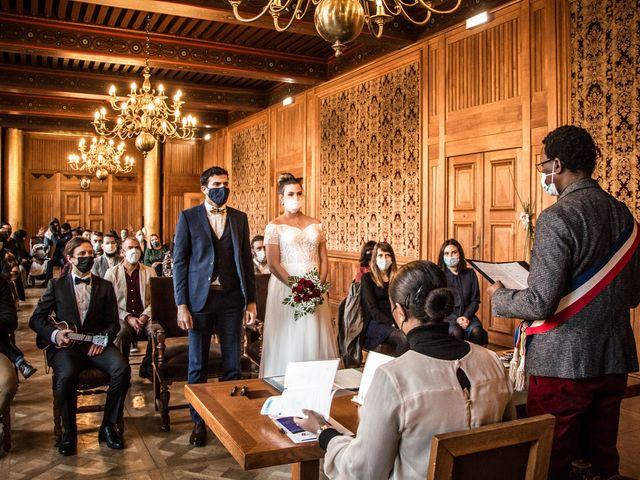 Le mariage de Andréas et Barbara à Nantes, Loire Atlantique 100