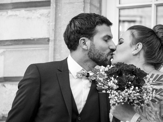 Le mariage de Barbara et Andréas