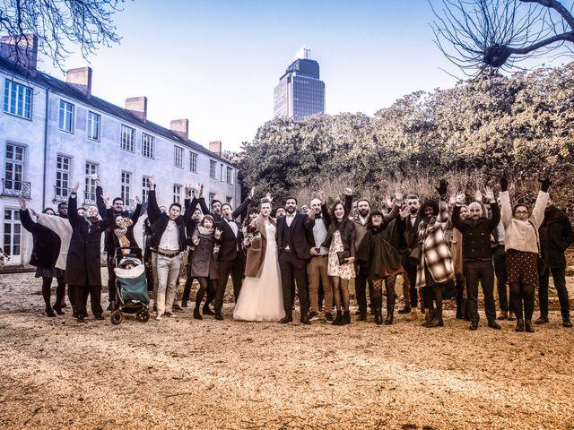 Le mariage de Andréas et Barbara à Nantes, Loire Atlantique 109