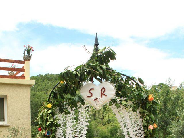 Le mariage de Romain et Sandra à Molières-sur-Cèze, Gard 5