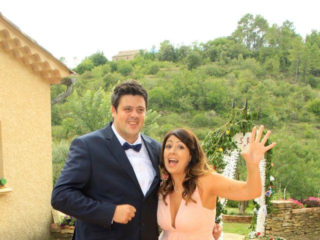 Le mariage de Romain et Sandra à Molières-sur-Cèze, Gard 13