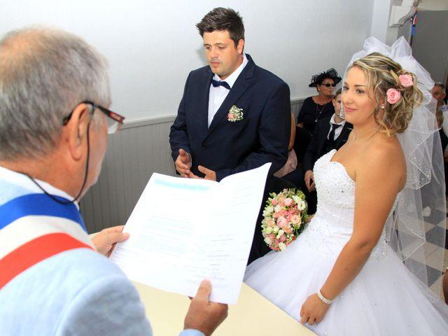 Le mariage de Romain et Sandra à Molières-sur-Cèze, Gard 19