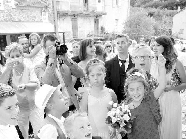 Le mariage de Romain et Sandra à Molières-sur-Cèze, Gard 26