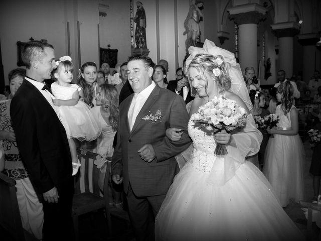 Le mariage de Romain et Sandra à Molières-sur-Cèze, Gard 34