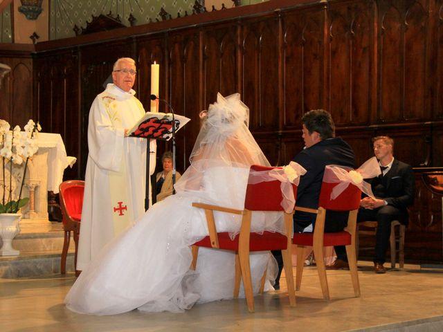 Le mariage de Romain et Sandra à Molières-sur-Cèze, Gard 36