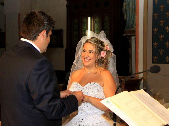 Le mariage de Romain et Sandra à Molières-sur-Cèze, Gard 38
