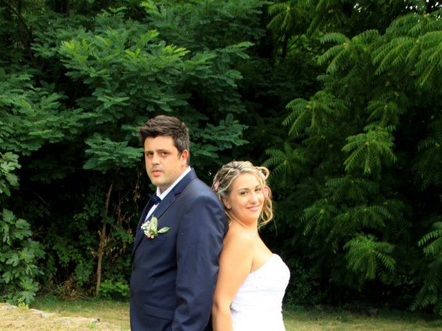Le mariage de Romain et Sandra à Molières-sur-Cèze, Gard 58