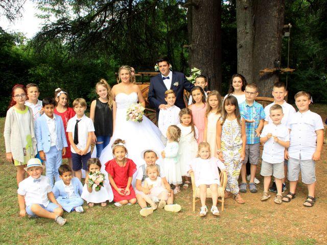 Le mariage de Romain et Sandra à Molières-sur-Cèze, Gard 67
