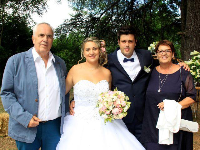 Le mariage de Romain et Sandra à Molières-sur-Cèze, Gard 68