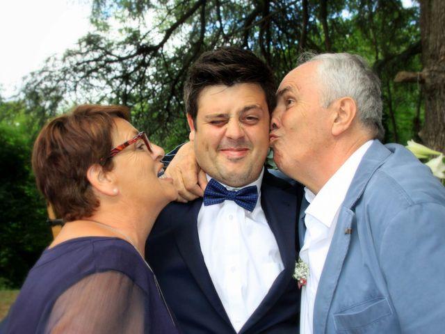 Le mariage de Romain et Sandra à Molières-sur-Cèze, Gard 71